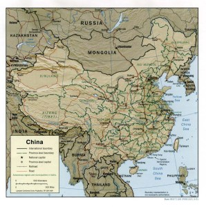 China_relief_map